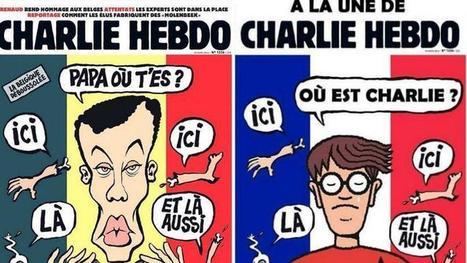 La réponse satirique des Belges à la une de Charlie Hebdo | EMI & TICE | Scoop.it