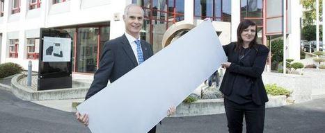Première mondiale pour le photovoltaïque avec des panneaux solaires blancs | Univers Nature – Actualité, environnement, habitat et santé | Rénovation énergétique, énergies renouvelables, construction durable | Scoop.it