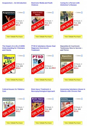Summer is Here…and so is our Summer CESale! | Healthcare Continuing Education | Scoop.it