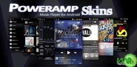 Best Poweramp Skins Free Download ~ MU Android APK | Music | Scoop.it