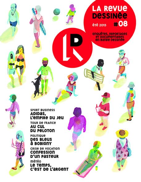 Numéro 8 - La Revue Dessinée | Images fixes et animées - Clemi Montpellier | Scoop.it