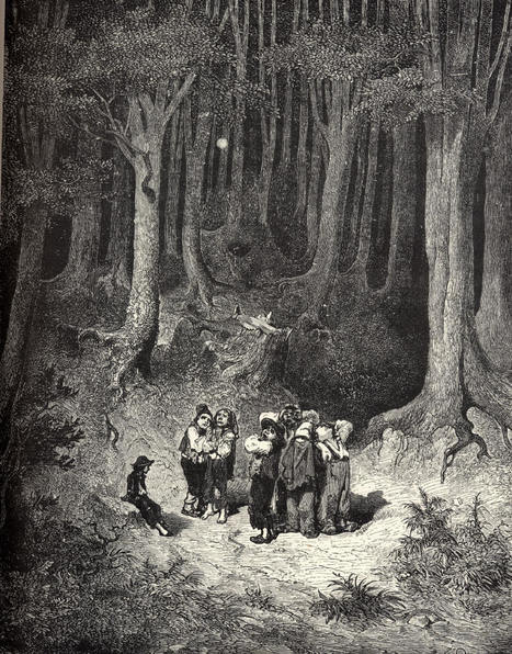 #012 ❘ Les contes de Charles Perrault (1628 -1703)   # HISTOIRE DES ARTS - UN JOUR, UNE OEUVRE - 2013   Scoop.it