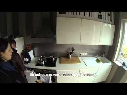 Cette maison belge, parlante, qui s'est vendue toute seule - Techtrends (vidéo) | Going social | Scoop.it