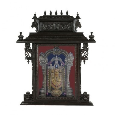 Tirupati Balaji Tanjore painting : Madhurya | Furniture, Handicraft | Scoop.it