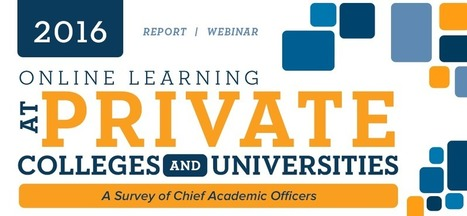 The Learning House ONLINE HIGHER EDUCATION IN PRIVATE COLLEGES | Distance Education & Open Learning | Scoop.it
