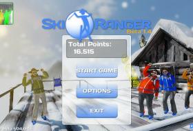 SkiRanger un jeu compatible Kinect sur PC | Jeux Vidéo indépendants | Scoop.it