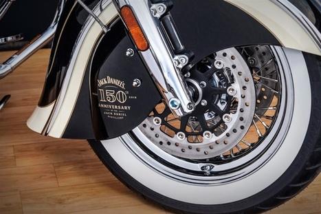 Partenariat 2016 Indian Motorcycle et Jack Daniel's, ah oui !   L'actu sociale des motards (par Zone-Motards.net)   Scoop.it
