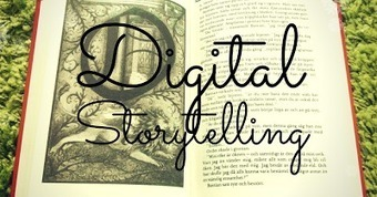 Digital Storytelling - ISTE 2014: The Tomorrow Toolkit | The Browse | Scoop.it