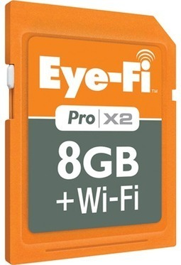 Eye-Fi is not happy with the new SD wireless standard | Photography Gear News | Scoop.it