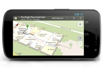 GPS para interiores: IPS (Indoor Positioning System) | #GoogleMaps | Scoop.it