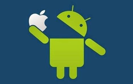 Google ensina usuários do iPhone a migrar para o Android | Android Brasil Market | Scoop.it