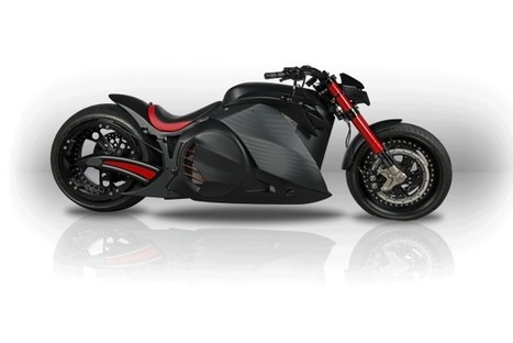 Zvexx Electric Motorcycle Is Best Thing From Switzerland Since Hot Cocoa - Gas 2 | Heron | Scoop.it