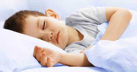 Children Who Sleep More Eat and Weigh Less | eumom pregnancy and parenting | Scoop.it