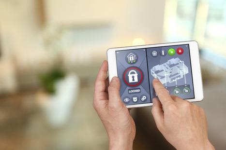 Smart locks: the next smart-home winner? | IoT | Scoop.it
