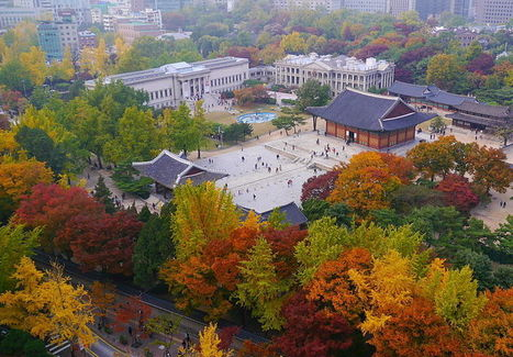 Deoksugung Palace, Seoul | Famous Tourist Destinations Guide | Scoop.it