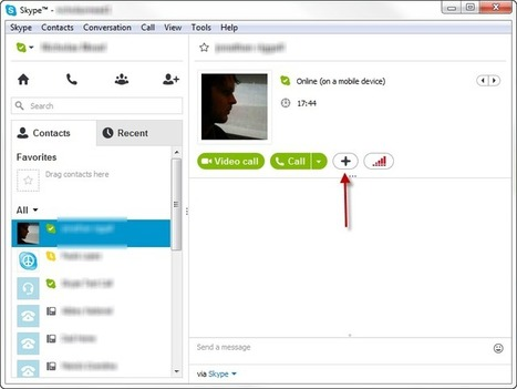 How to share a screen in Skype | TEFL & Ed Tech | Scoop.it