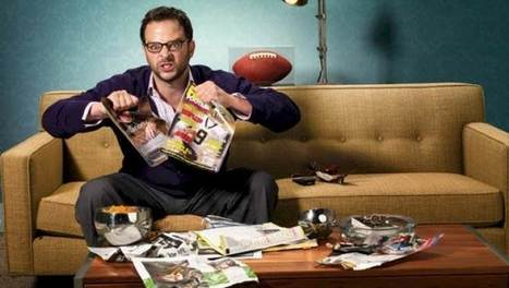 11 Signs You're Obsessed With Fantasy Football | Amanda Carroll | Scoop.it