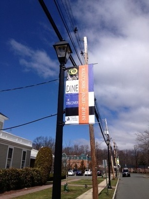 New Providence Banners Enhance Downtown - TheAlternativePress.com | flagi i banery | Scoop.it