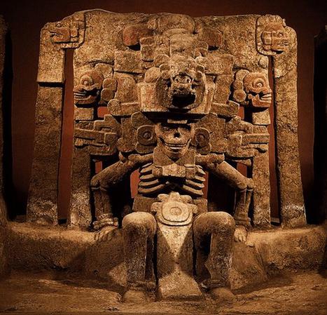 Ofrendas del Día de Muertos antes de la Conquista   Educación y Cultura Indígena   Scoop.it