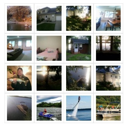 Lake Sylvia Home Rental / Cabins | Wide range of Ice houses, Waverunners, Ski boats, RVs Campers around Minnesota | Scoop.it