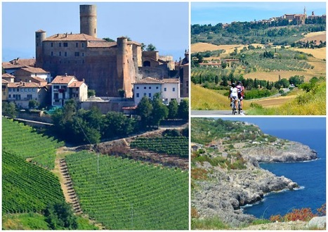 Top 10 cycle rides in Europe - 3 in Italy | Italia Mia | Scoop.it