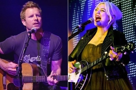 Dierks Bentley Says Elle King Reminds Him of Miranda Lambert | Country Music Today | Scoop.it