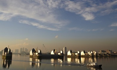 Sir Ian Cheshire: London at risk of catastrophic flooding | Selling Sustainability Solutions | Scoop.it