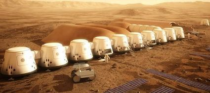 First Human Settlement on Mars to be New Reality TV Show (VIDEO) | :: The 4th Era :: | Scoop.it