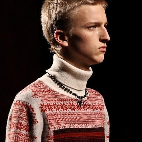 Skate parc et new wave au défilé Dior Homme hiver 2016 | Le blog mode de l'homme urbain | Scoop.it