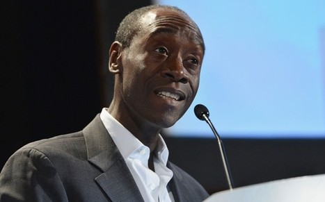 """Don Cheadle's """"Envision"""" Keynote Address on Sustainability and Activist Filmmaking 