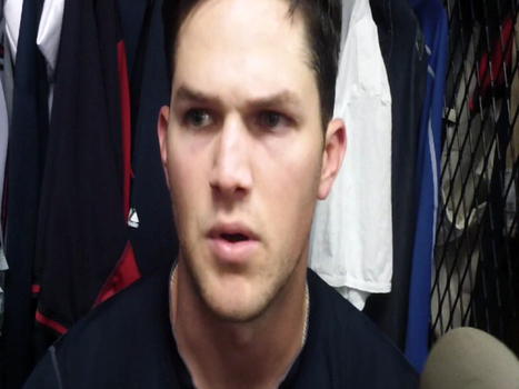 Wood on his first Spring start | ChopThoughts | Scoop.it