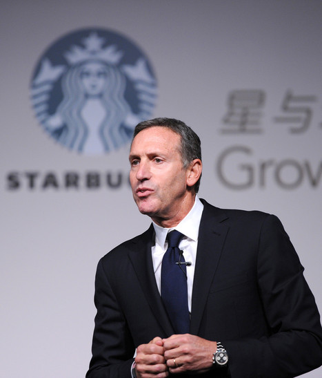 Starbucks Won't Cut Worker Hours, Benefits Ahead Of Obamacare: CEO - Huffington Post | My CE Project | Scoop.it