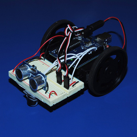 New Project: Building a Simple Arduino Robot | Raspberry Pi | Scoop.it