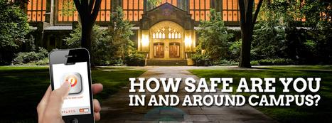 Safety at College - MyForce | Lauren Spierer | Scoop.it