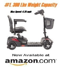 Extra Heavy Duty Mobility Scooters For Obese People   For Big And Heavy People   Home & Office   Scoop.it