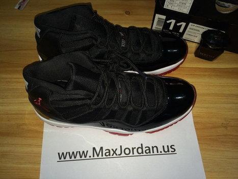 Men Air Jordan 11 Black Red Authentic Sneaker,Discount Men Air Jordan 11 Black Red Authentic Sneaker Sale | nike sneaker store | Scoop.it
