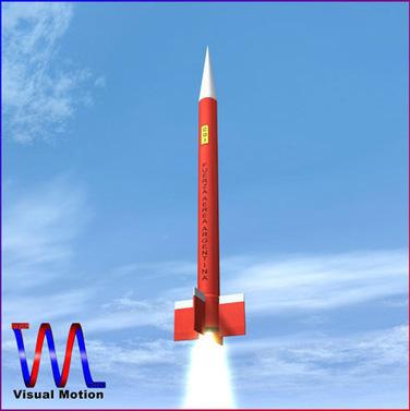 Canopus 2 fusée sonde modèle 3D - 3D Library Blog | 3D Library | Scoop.it