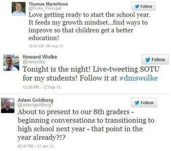 Tweets that teach: Social media engages Lexington students | Education | Scoop.it
