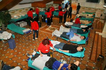 Una entrada contra Osasuna al donar sangre en Mestalla - Deporte Valenciano   Osasuna   Scoop.it