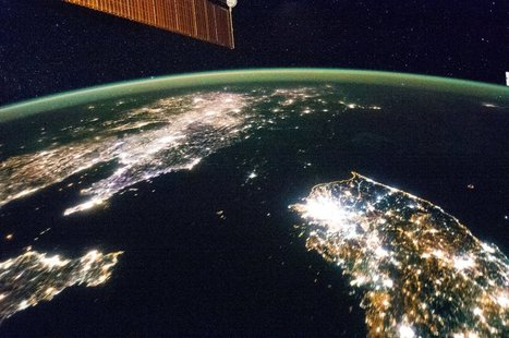 Now, Anyone On Earth Can See A View Of Our Planet From Space In Real Time - Business Insider | Mrs. Watson's Class | Scoop.it