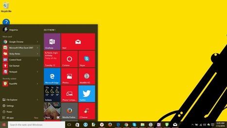 how to upgrade windows 7 to windows 10 - techyuga.com | HELP MY COMPUTER NOW | Scoop.it