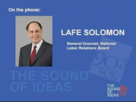 Sound of Ideas, The : Social Media And The Workplace | Labor and Employee Relations | Scoop.it