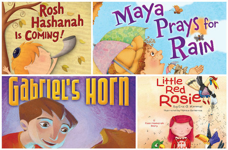 6 new kids' books for the Jewish New Year | Jewish Education Around the World | Scoop.it