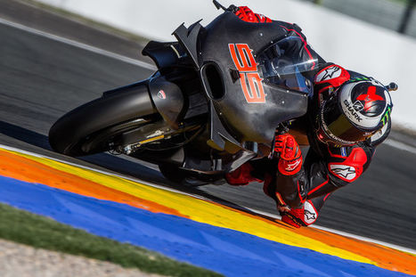 MOTOGP: SO WHAT DOES LORENZO REALLY THINK ABOUT THE DUCATI AFTER HIS FIRST RIDE? | M A G | Scoop.it