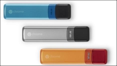 Google pone Chrome OS en un pendrive para que podamos usarlo en nuestra televisión | Recull diari | Scoop.it