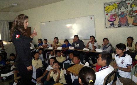 Imparten plática contra bullying en Riberas de Sacramento - El Tiempo de México | No al Bullying en las escuelas | Scoop.it