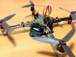 3D printed Micro Quadrocopter | Emergent Digital Practices | Scoop.it