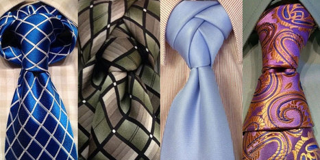 30 Different Ways To Tie A Tie That Every Man Should Know | Weddings | Scoop.it