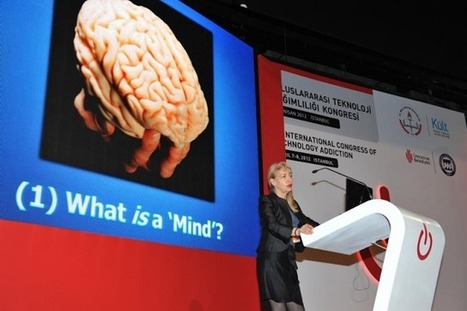 33rd Square | Susan Greenfield On Mind Change and The Future of the Brain | water and memory | Scoop.it