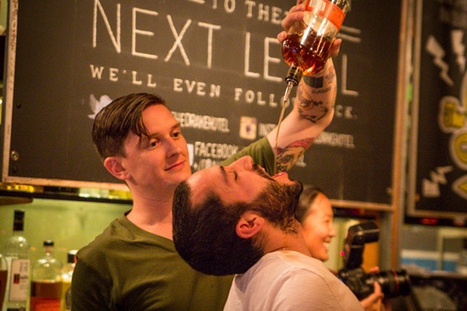 Hogtown Shakedown crowns top bartender in Toronto | The Mystery of the Chartreuse Liqueur | Scoop.it